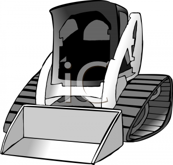 Royalty Free Clipart Image of a Bobcat