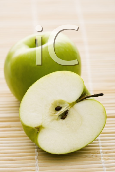 Royalty Free Photo of Green Apples