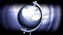 Royalty Free HD Video Clip of a Spinning Globe