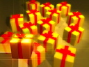 Royalty Free Video of Gifts