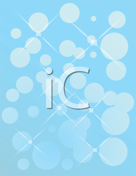 Royalty Free Clipart Image of an Underwater Background