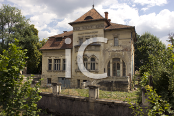 Royalty Free Photo of an Old House Cluj-Napoca, Romania