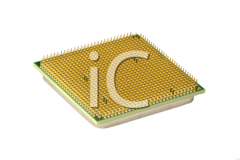 Royalty Free Photo of a  Central Processor