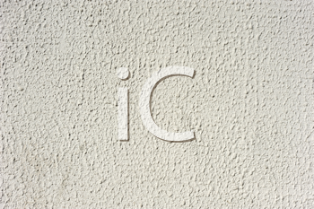 Royalty Free Photo of a Grey Plaster Texture