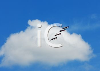 Royalty Free Photo of Planes