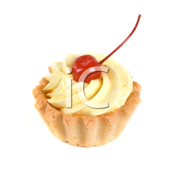 Royalty Free Photo of a Cupcake