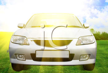 Royalty Free Photo of a Car