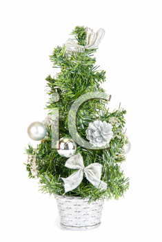 Royalty Free Photo of a Christmas Tree