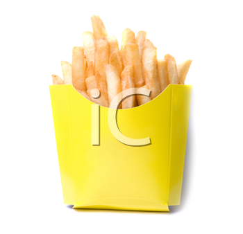 Royalty Free Photo of French Fries