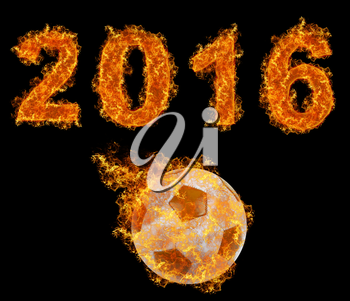 Euro cup football championat in France in 2016