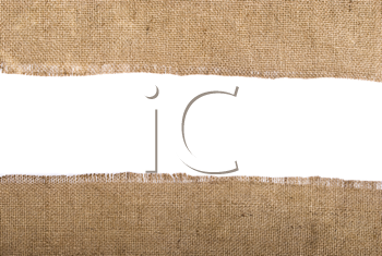 Royalty Free Photo of a Textured Border