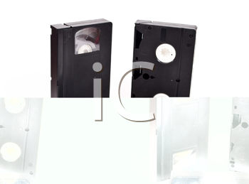 Royalty Free Photo of a Videocassette