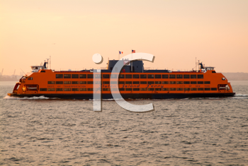 Royalty Free Photo of a Ship