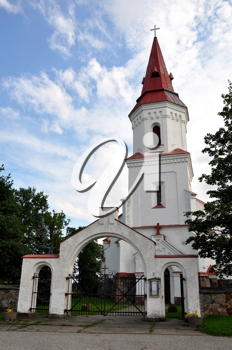 Royalty Free Photo of an Old Church