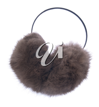 Royalty Free Photo of Ear Muffs
