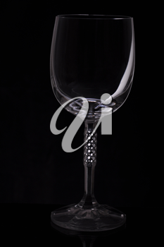 Royalty Free Photo of a Wine Glass