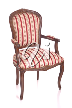 Royalty Free Photo of an Antique Chair