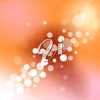 Abstract festive background for use in web design. Vector illustration.