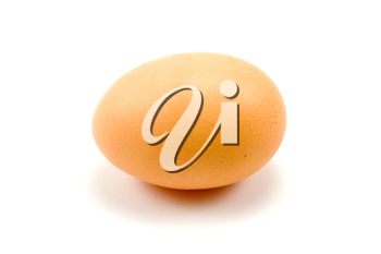 Royalty Free Photo of a Brown Egg