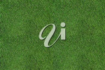 Football field seamless background