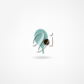 ping-pong icon
