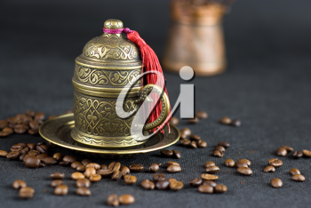 Royalty Free Photo of Coffee Beans