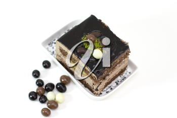 Royalty Free Photo of a Piece of Cake