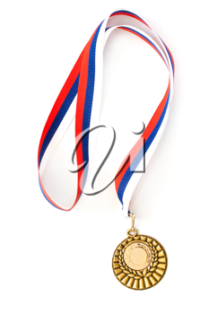 Royalty Free Photo of a Medal