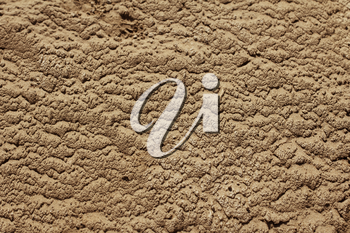 background of soil and sand