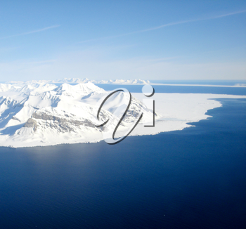 Royalty Free Photo of the Arctic