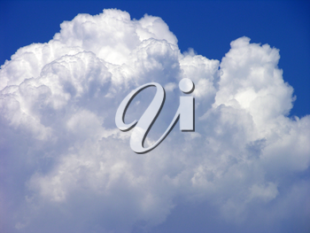 Royalty Free Photo of Clouds