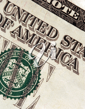 Royalty Free Photo of American Money