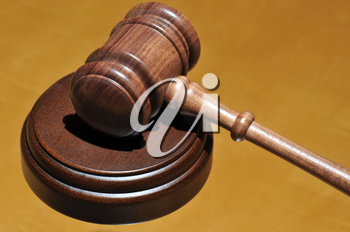 Royalty Free Photo of a Gavel