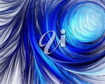Colour abstract art background spiral ( wallpaper).