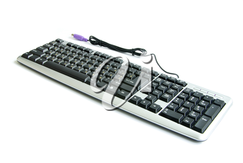 Royalty Free Photo of a Keyboard