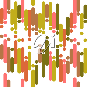 Abstract Colorful Background For Business. Vector illustration
