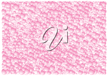 The pink drops condensation background on vector