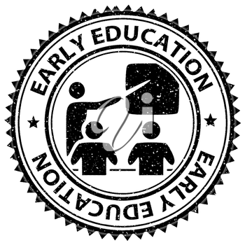 Early Education Showing Development Studying And Tutoring