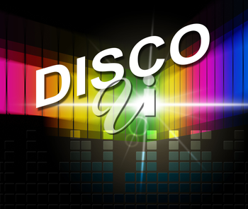 Music Disco Meaning Sound Track And Discotheque