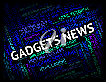 Gadgets News Meaning Mod Con And Mechanisms