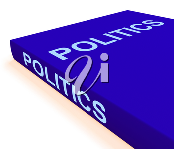Politics Book Showing Books About Government Democracy
