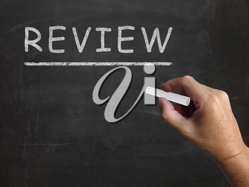 Review Blackboard Meaning Checking Inspecting And Evaluation