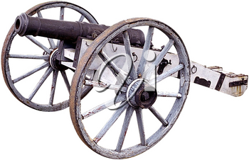 Royalty Free Photo of a Cannon