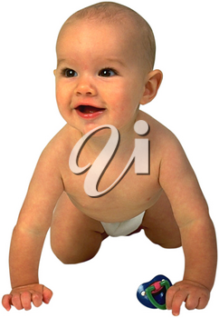 Royalty Free Photo of an Infant Child