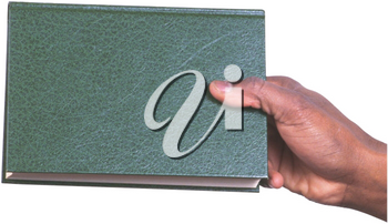 Royalty Free Photo of a Hardcover Book