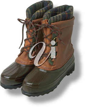 Royalty Free Photo of Winter Boots