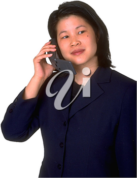 Royalty Free Photo of a Business Woman