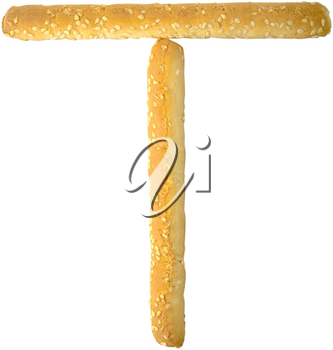 Royalty Free Photo of Breadsticks