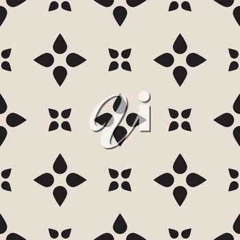 Universal vector black and white seamless pattern (tiling). Monochrome geometric ornaments. Texture for scrapbooking, wrapping paper, textiles, home decor, skins smartphones backgrounds cards, website, web page, textile wallpapers, surface design, fashion.